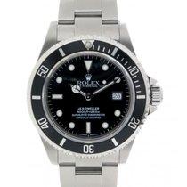 Rolex Sea-dweller 16600 In Acciaio, 40mm