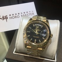 劳力士  (Rolex) Horomaster- 22828A Day-date 18 K Yellow Gold Gold