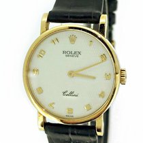 Rolex Cellini 5109 Ladies 18K Y/G