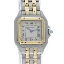 Cartier Panthere Two Tone 18K YG/SS 1120