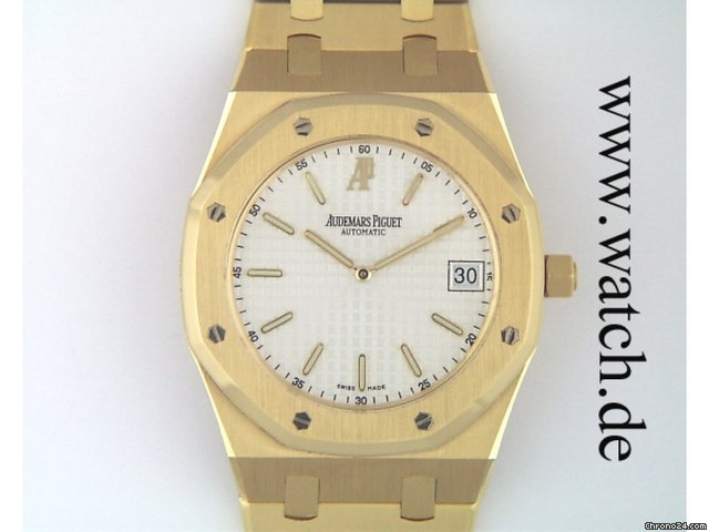 Audemars Piguet Royal Oak Jumbo 18kt Rosgold 39mm