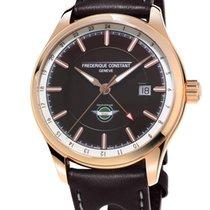Frederique Constant Healey GMT RGP vergoldet NEU LP 1.995&euro...