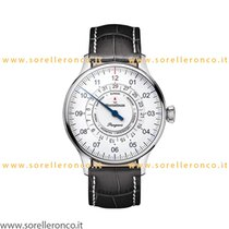 Meistersinger Pangaea Day Date - PDD 901 - 40mm - White  Dial