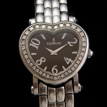 Corum Heart Beat Diamonds Ladie's