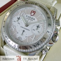 Tudor Lady Chrono Brillanten Full Set, neuwertig
