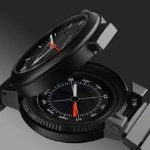 Porsche Design Heritage Compass Automatic Herrenuhr P'6520...
