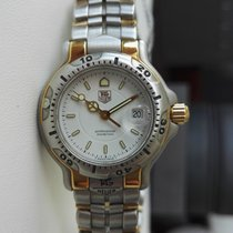 TAG Heuer 6000 Ladies 18K Yellow Gold & Steel NEW UNWORN