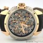 Pierre DeRoche TNT Royal Retro Rose Gold Titanium Limit...
