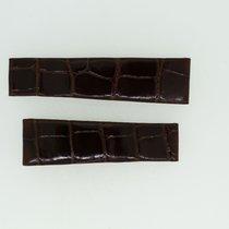 Rolex Alligatorlederband 19/16 Länge 75/65 Braun
