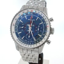 Breitling Navitimer 01 Montbrillant Limited Edition Steel...
