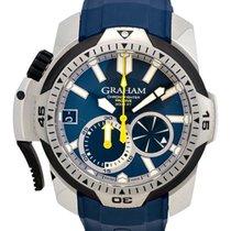 Graham Chronofighter ProDive Chronograph Men's Watch – 2CDAV.U01A