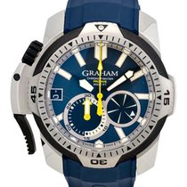 Graham Chronofighter ProDive Chronograph Men's Watch – 2CDAV.U01A