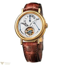 Breguet Classique Grande Complications Tourbillon 18K Yellow...