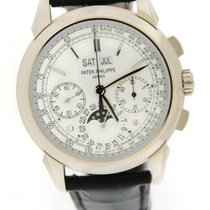 Patek Philippe Grand Complications Chronograph Moon Phase 18K