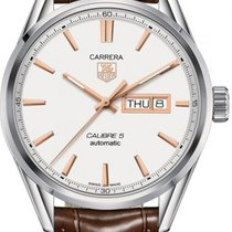TAG Heuer Carrera Caliber 5 Day-Date WAR201D.FC6291