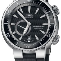 Oris Divers Titan C Small Second Date 743.7638.7454.RS