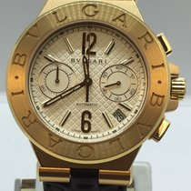 Bulgari 18 kt DIAGONO CHRONO @ Kenjo NYC