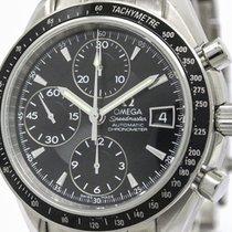 Omega Speedmaster Date Steel Automatic Mens Watch 3210.50...