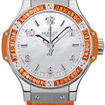Hublot Big Bang Quartz Steel Tutti Frutti 38mm 361.so.6010.lr....