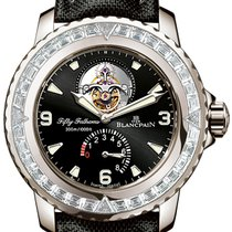 Blancpain Fifty Fathoms Tourbillon 8 Days 5025-5230-52a
