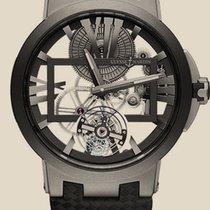 Ulysse Nardin Exceptional Skeleton Tourbillon