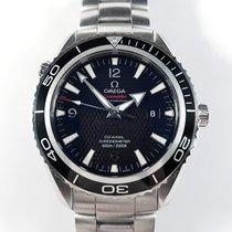 Omega Seamaster Planet Ocean XL QUANTUM OF SOLACE 45,5mm Bond 007