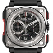 Bell & Ross BR-X1 Skeleton Chronograph Limited Edition...