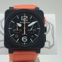 Bell & Ross BR 03 94 Aviation Chronograph Orange Limited 250
