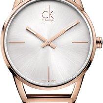 ck Calvin Klein Stately K3G23626 Damenarmbanduhr Design Highlight