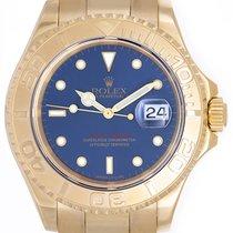 勞力士 (Rolex) Yacht-Master Men's 18k Yellow Gold Watch 16628