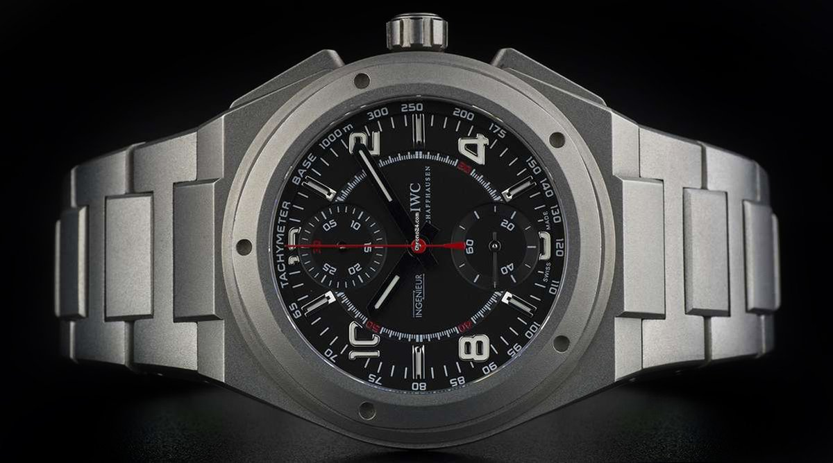 iwc ingenieur mercedes amg titanium. Black Bedroom Furniture Sets. Home Design Ideas