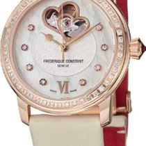 Frederique Constant World Heart Mother of Pearl Dial