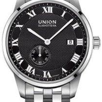 Union Glashütte 1893 kleine Sekunde D007.428.11.053.00 NEU