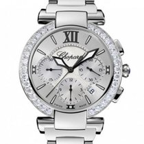 Chopard IMPERIALE Chrono 40 mm Watch Stainless Steel