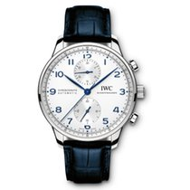 IWC Portuguese Chronograph 21% VAT included