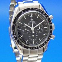 Omega Speedmaster Moonwatch Glasboden