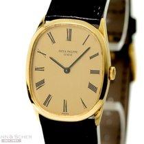 Patek Philippe Ellipse Medium Size Ref-3546 18k Yellow Gold...