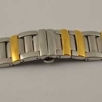 Maurice Lacroix Damen Stahl/gold Armband 18mm Miros