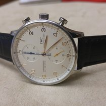 IWC Portuguese Chronograph - IW371445 - Papers - Great Condition