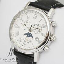 Maurice Lacroix Les Classiques Chronograph Mondphase org. Box...