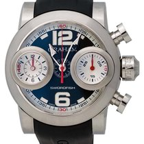 Graham Swordfish Booster Automatic Chronograph Men's Watch –...