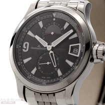 Jaeger-LeCoultre Compressor GMT Ref-Q1738471 Stainless Steel...