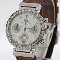 IWC da Vinci Ladies Diamond Bezel MoP Dial Ref. 3736 from 2002...