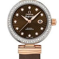 Omega De Ville Women's Watch 425.27.34.20.63.001