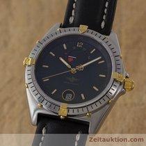 Breitling Antares Cockpit Reserve De Marche Stahl / Gold 81980