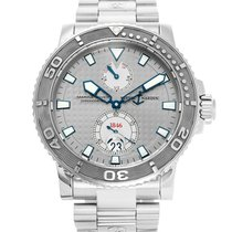 Ulysse Nardin Watch Maxi Marine Chronometer 263-33-3