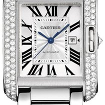 Cartier Tank Anglaise Medium WT100009