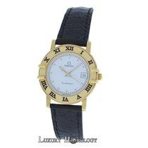 Omega Authentic Ladies  Constellation 18K Yellow Gold 26mm Quartz