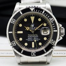 Rolex 1680 Submariner 1680 TIFFANY & CO SS / Bracelet (26025)