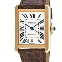 Cartier Tank Men's Watch W5200026